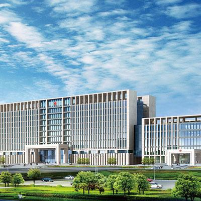 仙游县行政中心工程