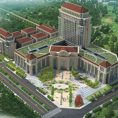 中国石艺文化城仙石大厦(仙游)