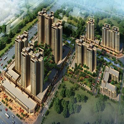 广州时期云图项目