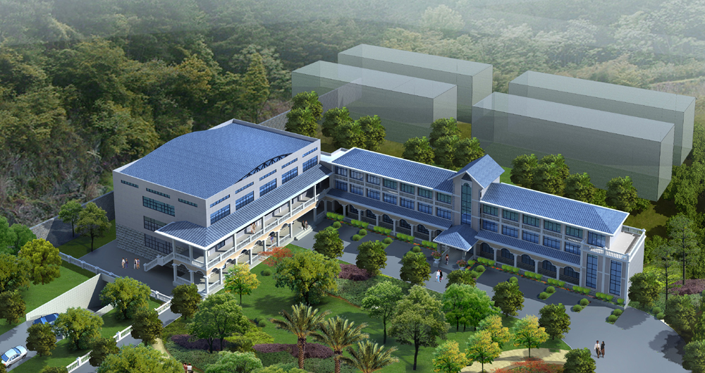 莆田市人民檢察院警示教育基地及技偵用房工程