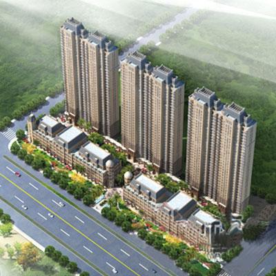莆田万和新城首府建设项目