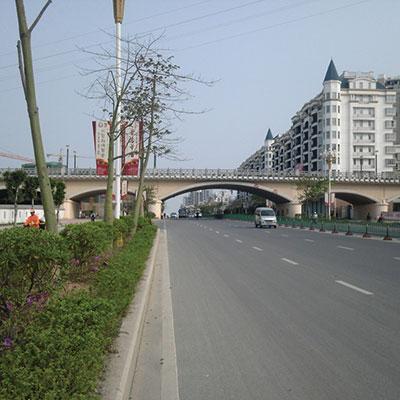 莆田学院桥梁