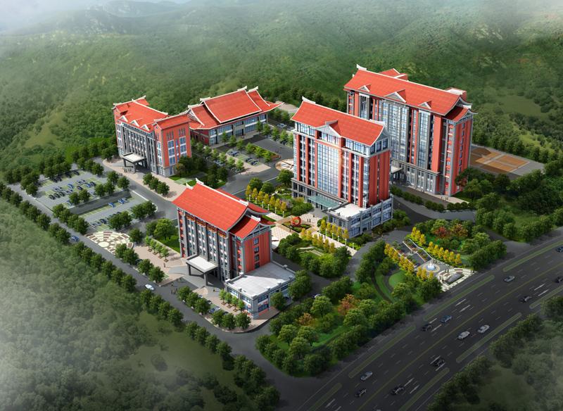 仙游黨校綜合樓天利国际平台注册、報告廳